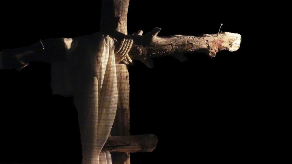 Иисус: мёртв и погребён?