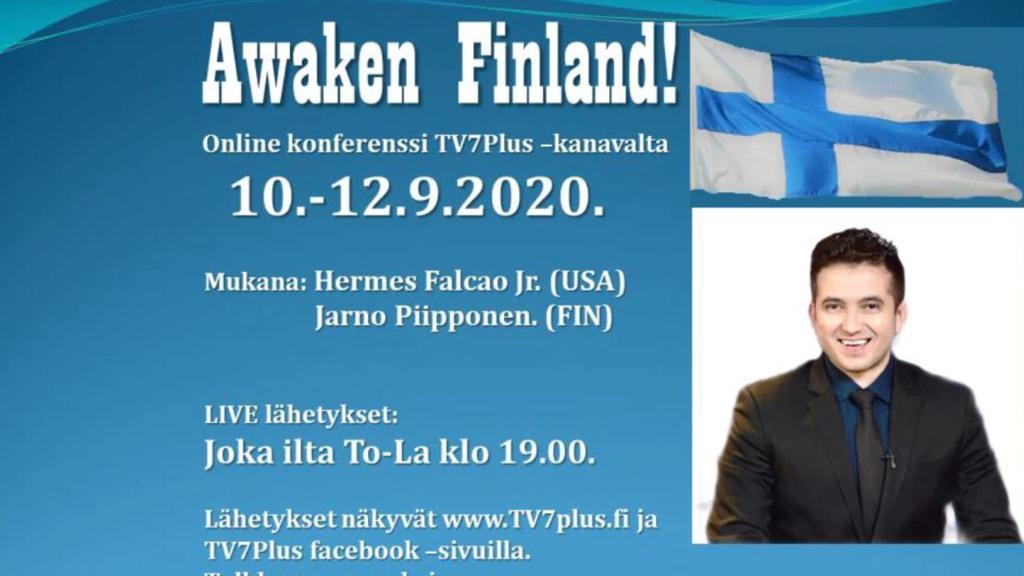 Awaken Finland online -konferenssi