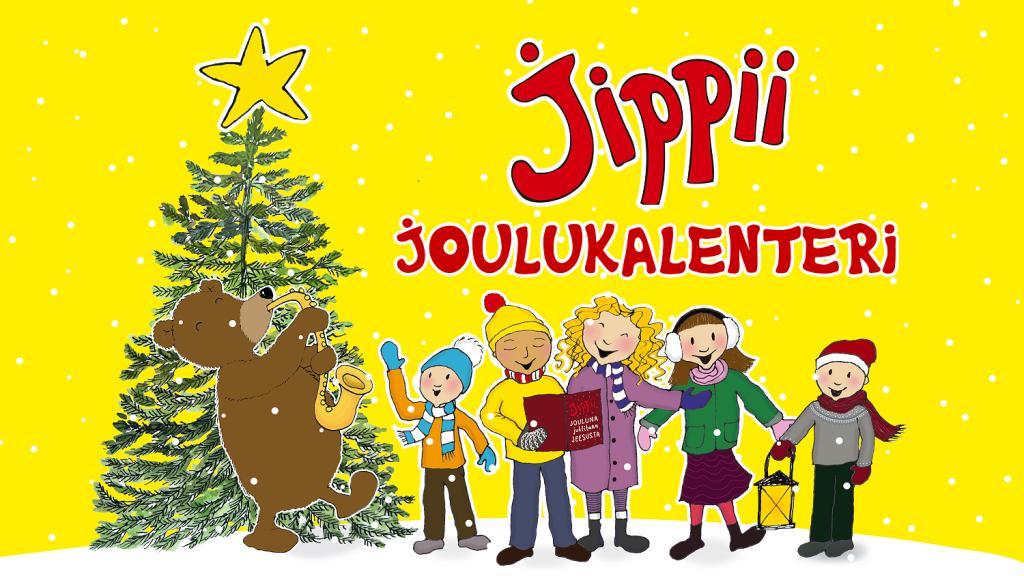 Jippii-joulukalenteri
