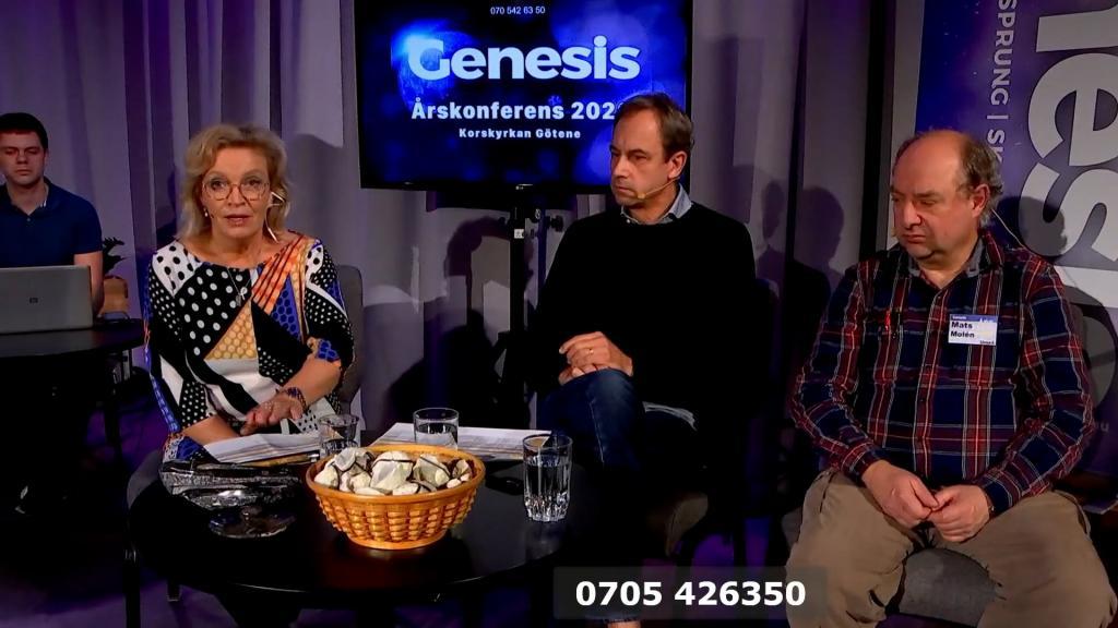 Genesis skapelsetro