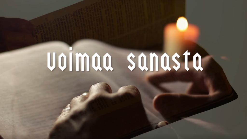 Petri Välimäki käy hartaudessa läpi edellisen sunnuntain jumalanpalveluksen tekstit.