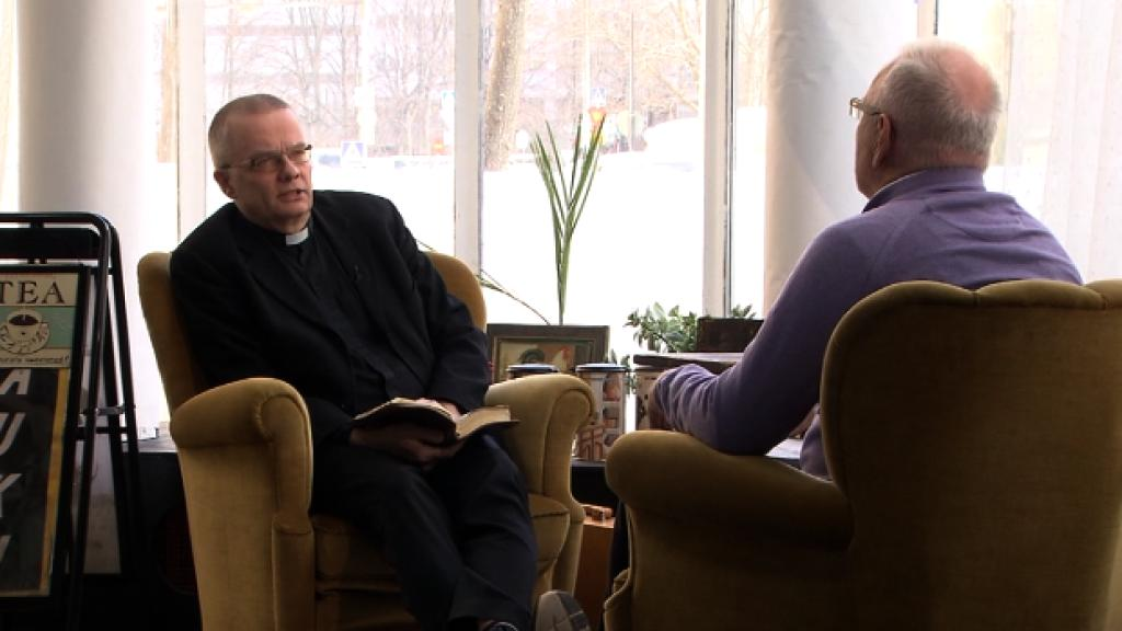 Roomalaiskirjeen sanoma. Osa 2. Vieraana teologian tohtori Timo Laato.