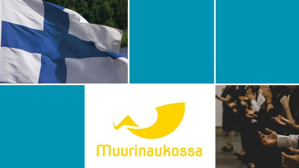 Muurinaukossa-paastopäivä Maakuntaterveisiä Etelä-Savosta Tänään, klo 18.30