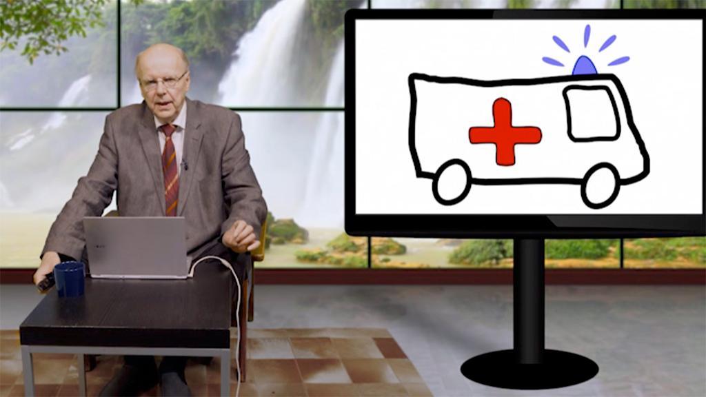 Herra käyttää lääkäriä Hengenpelastaja Tänään, klo 18.30