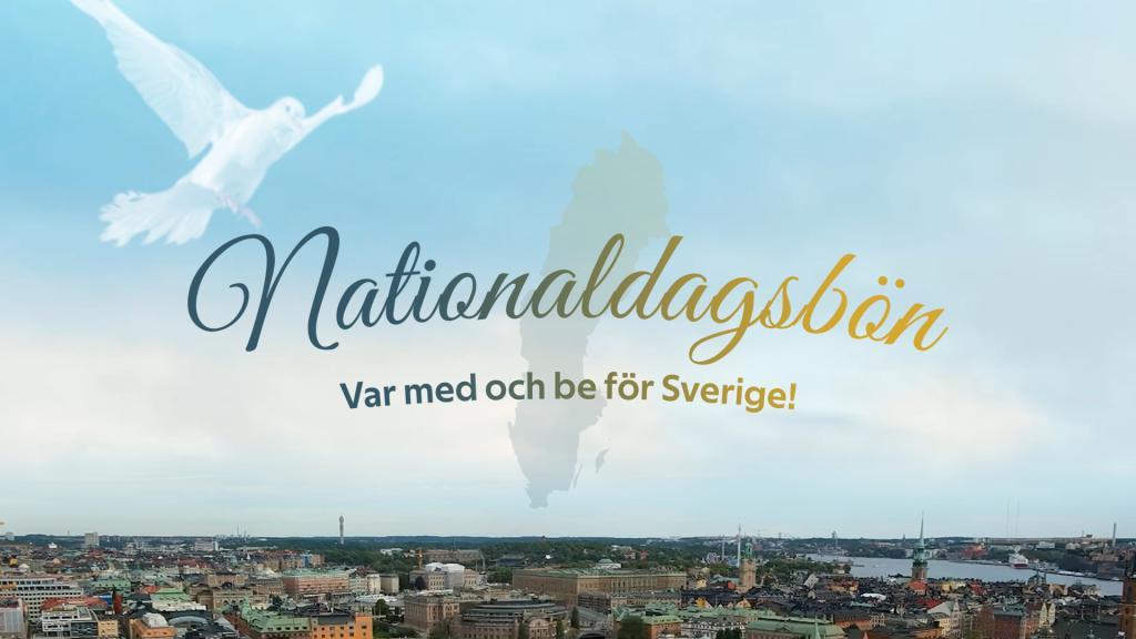 Nationaldagsbön LIVE 2021