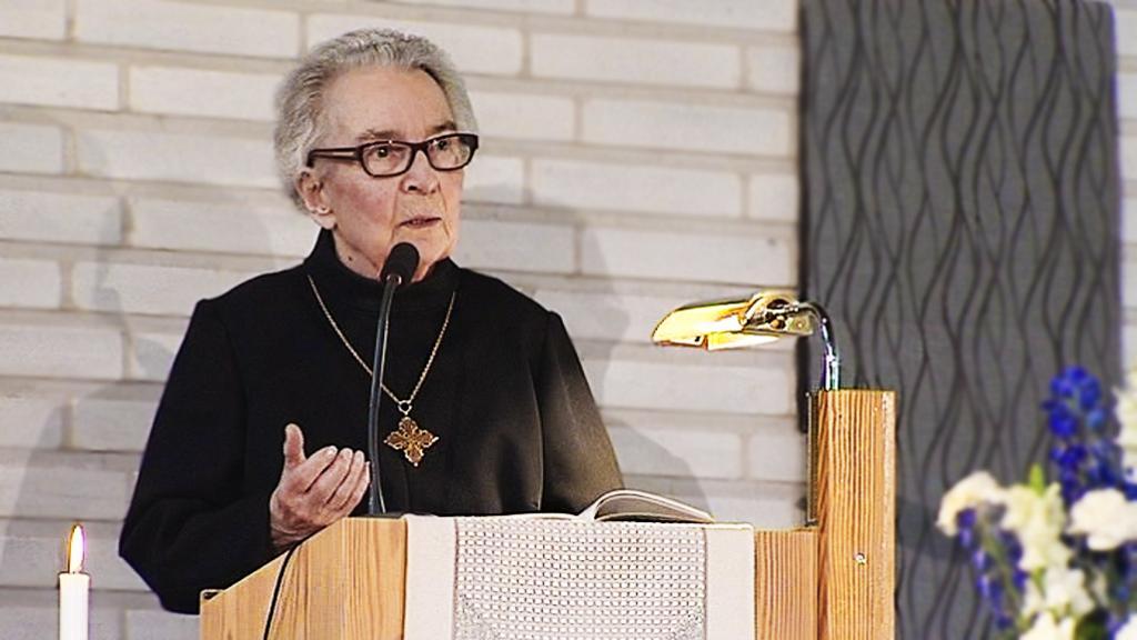 Ulla-Christina Sjömans förbönskväll