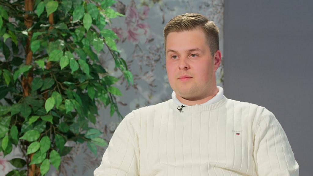 Koputus Vieraana Nicklas Ljungman Porista Tänään, klo 19.30