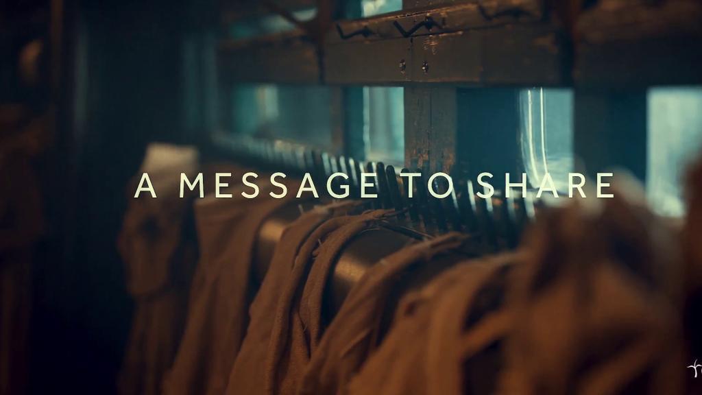 Sõnum mida jagada