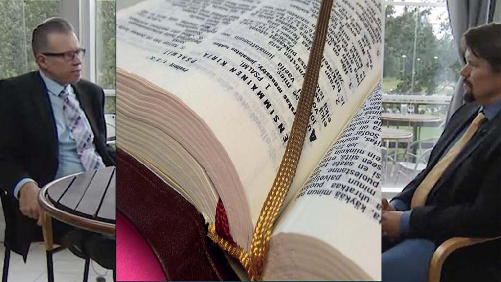 Ojares & Ahvio Klassinen kristillinen teologia. Osa 2/2 Huomenna, klo 18.30
