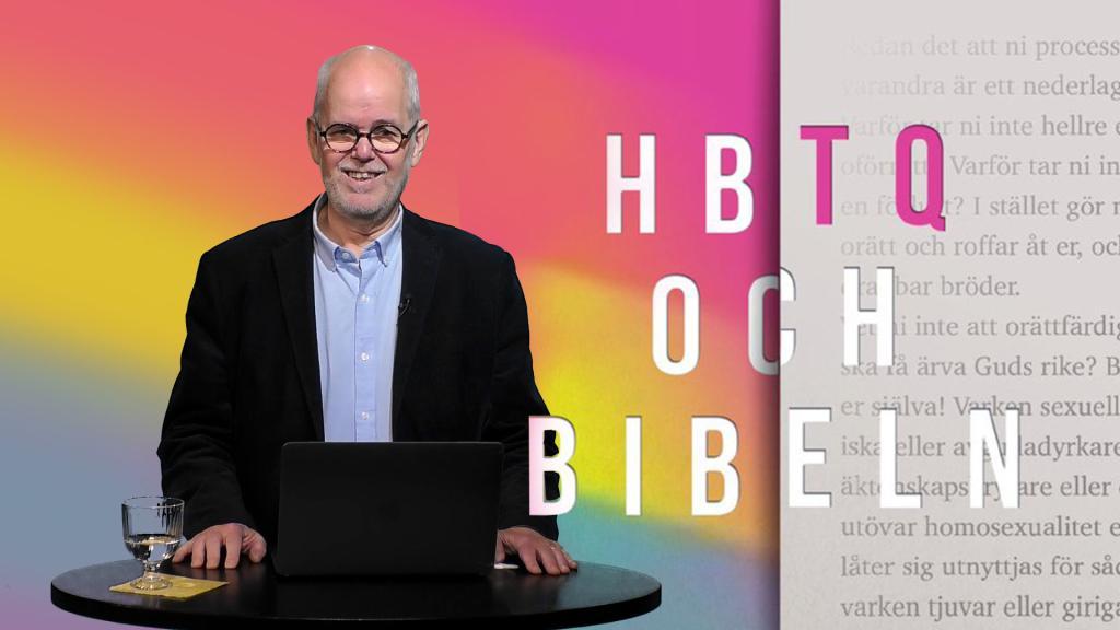 HBTQ och Bibeln
