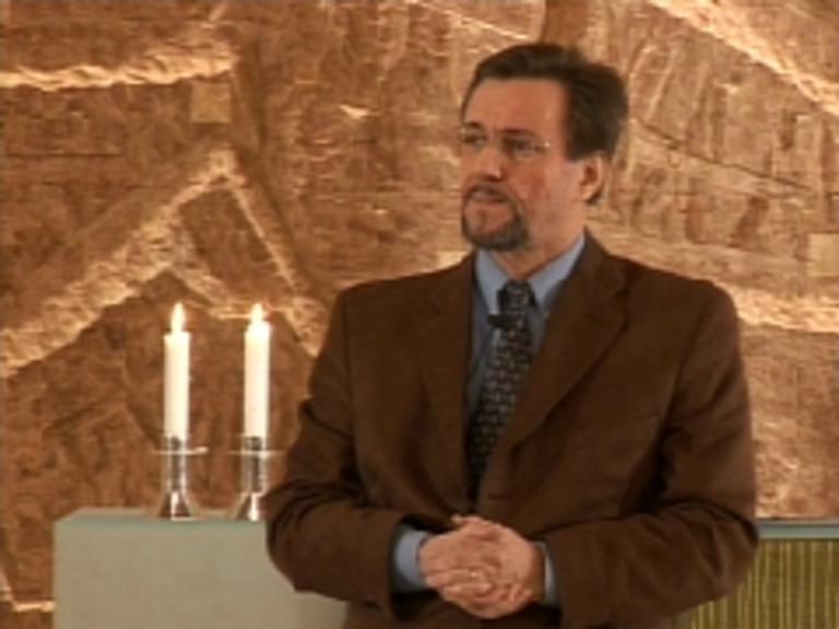 Sanaa ja rukousta seurakunnasta