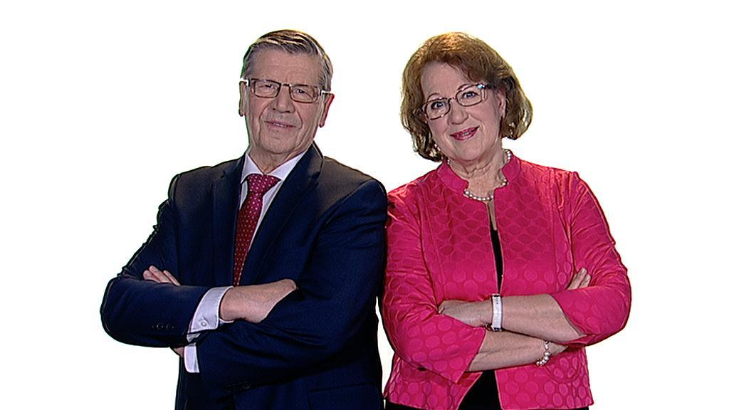 Martin ja Mirjan matkassa