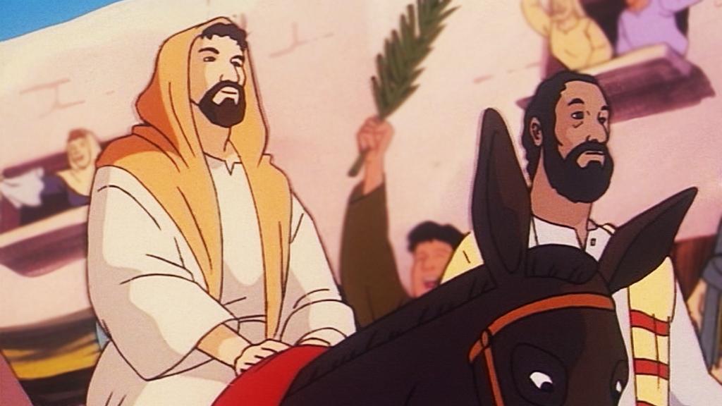Jeesus - Kuningaskunta ilman rajoja