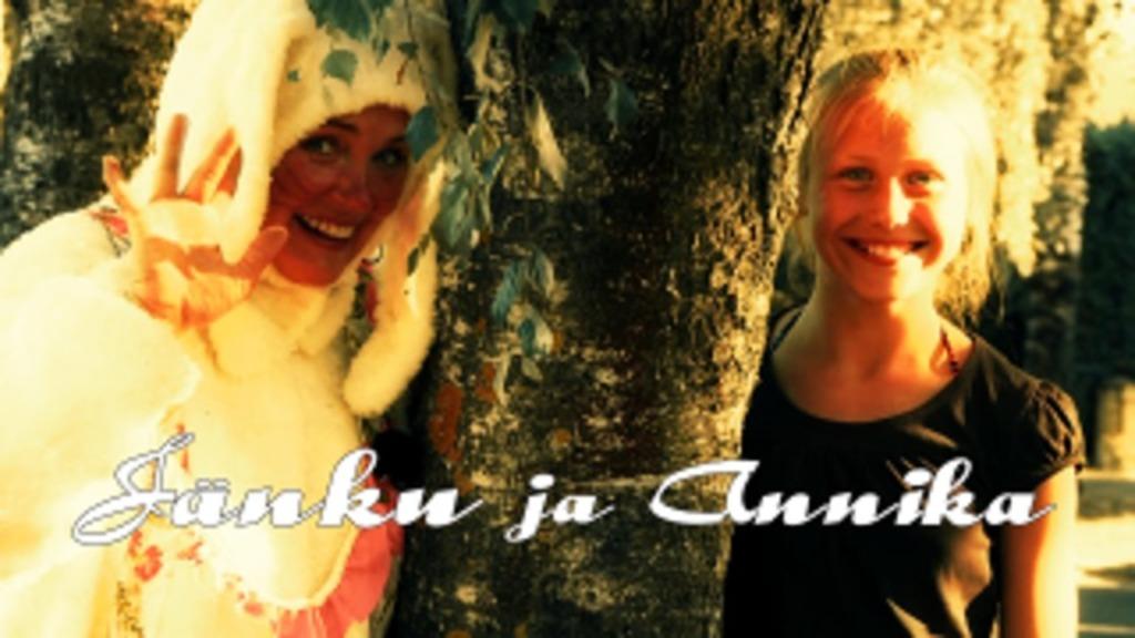 Jänku ja Annika