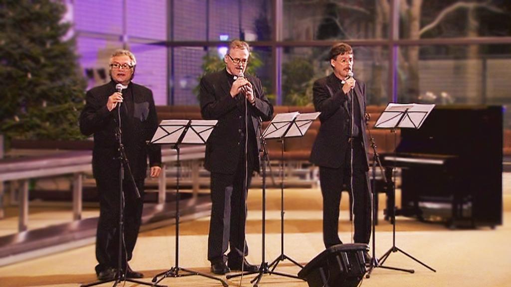 Pastorit areenalla konsertti