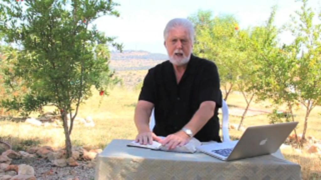 Israel ja Iran Raamatun valossa
