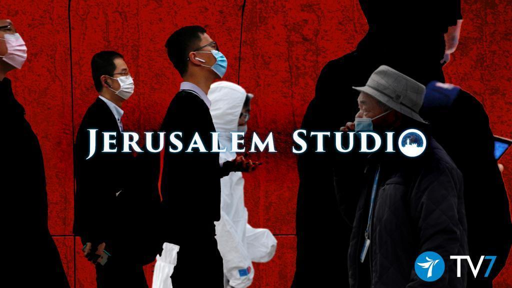 Israel har inte lyckats undgå det öde som drabbat många länder genom coronavirusets spridning. För Israel blir problemet unikt på grund av de potentiella politiska och säkerhetsmässiga följderna.