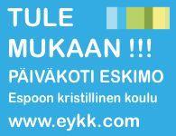 Espoon Kristillinen Koulu banneri 12 2014