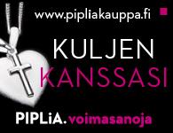 Suomen Pipliaseura kevätbanneri C 2015
