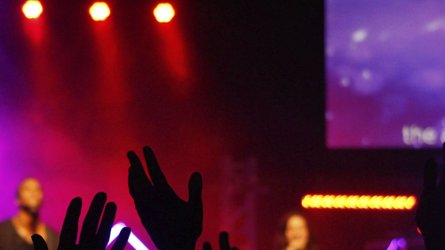 Suora lähetys Healing Rooms -konferenssista 9. – 11.3.