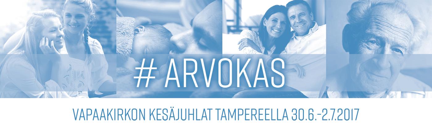 Vapaakirkon kesäjuhlat – TV7 Plussalla 30.6. – 2.7.
