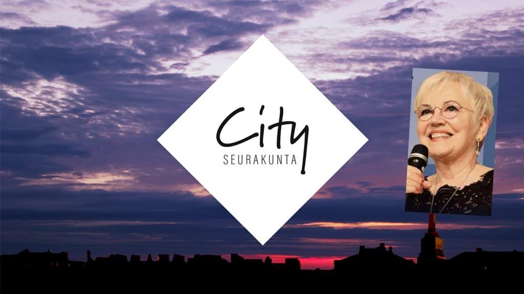 Cityseurakunnan suora lähetys 26.5. TV7 Plussalla