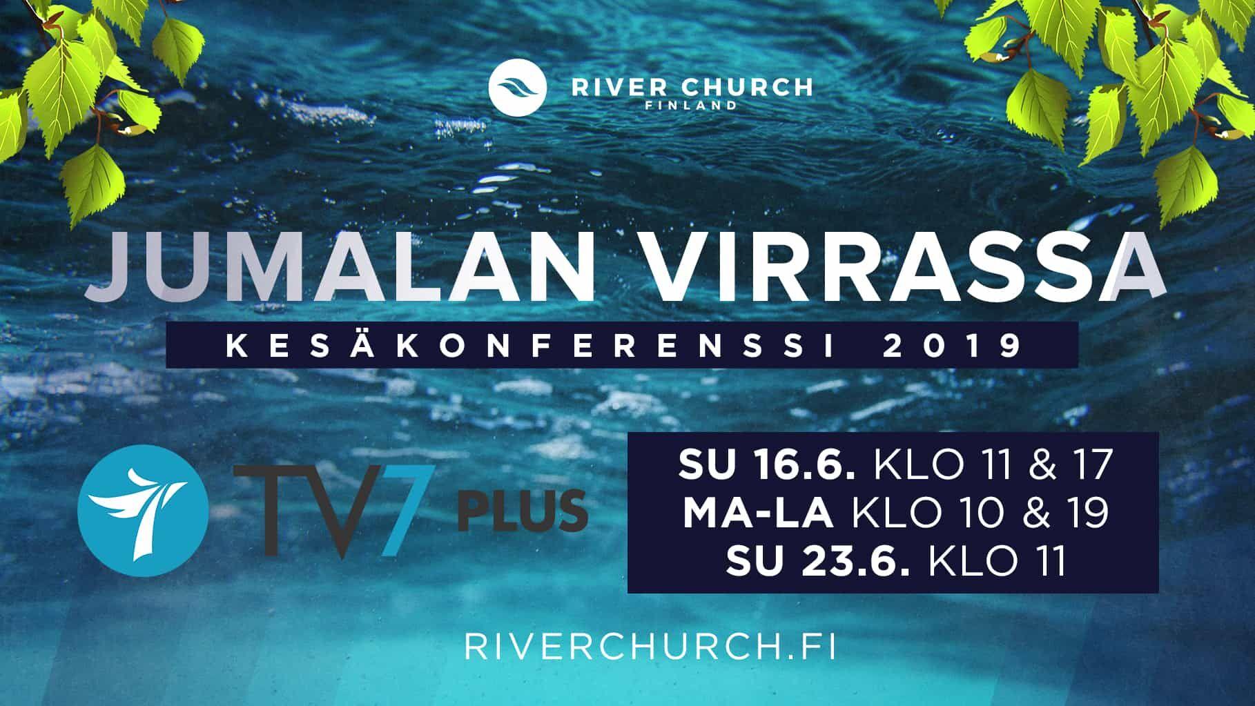 TV7 Plus: River – Kesäkonferenssi 16.6.-23.6.