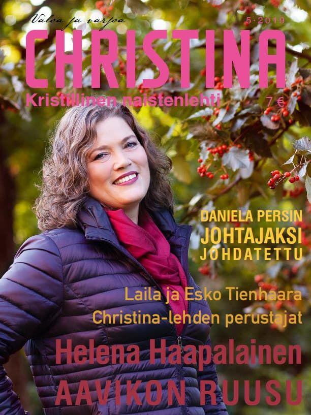 Christina-lehti