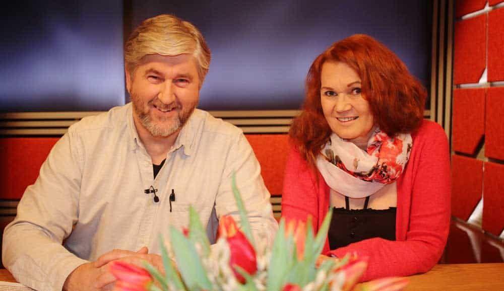 Kari ja Mari Valkosen TV7-ystävätapahtumat